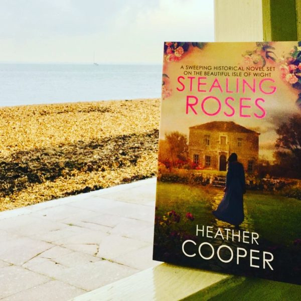 Paperback edition of Stealing Roses published 24th October 2019